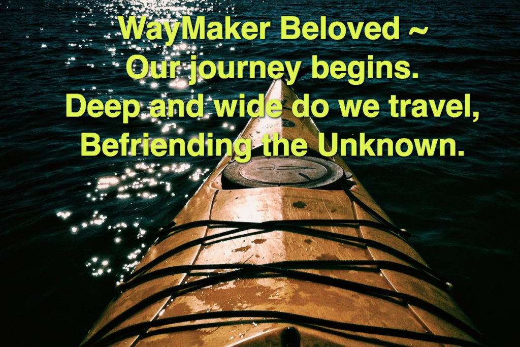 WayMaker Journey Deep and Wide